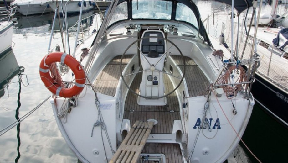 "Bavaria 38 cruiser in Biograd ""ANA"""