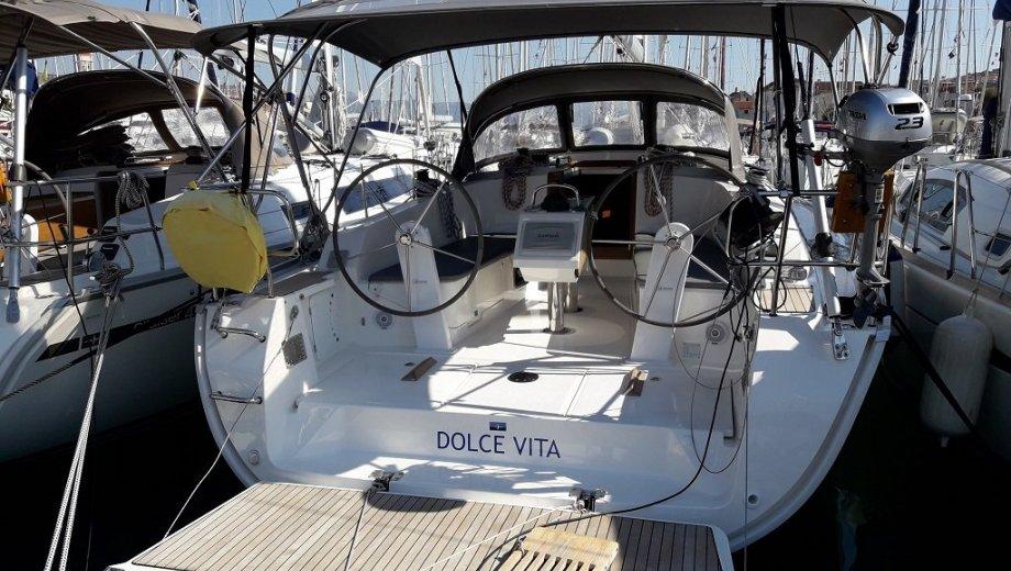 "Bavaria cruiser 41 in Trogir ""Dolce Vita"""