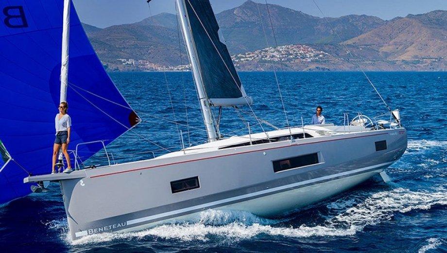Oceanis 46.1 in Šibenik
