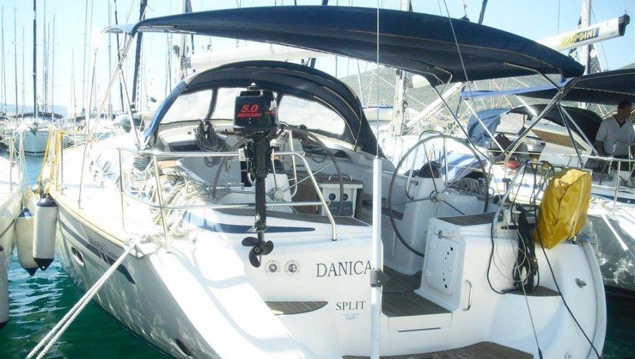"Bavaria 50 in Trogir ""Danica"""