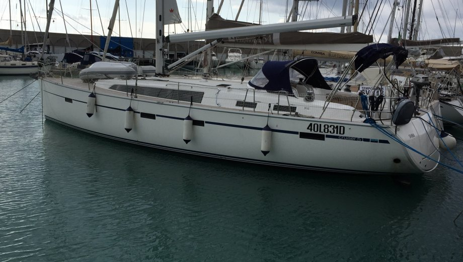 """Bavaria cruiser 51 in Castiglioncello """"Shiba"""""""