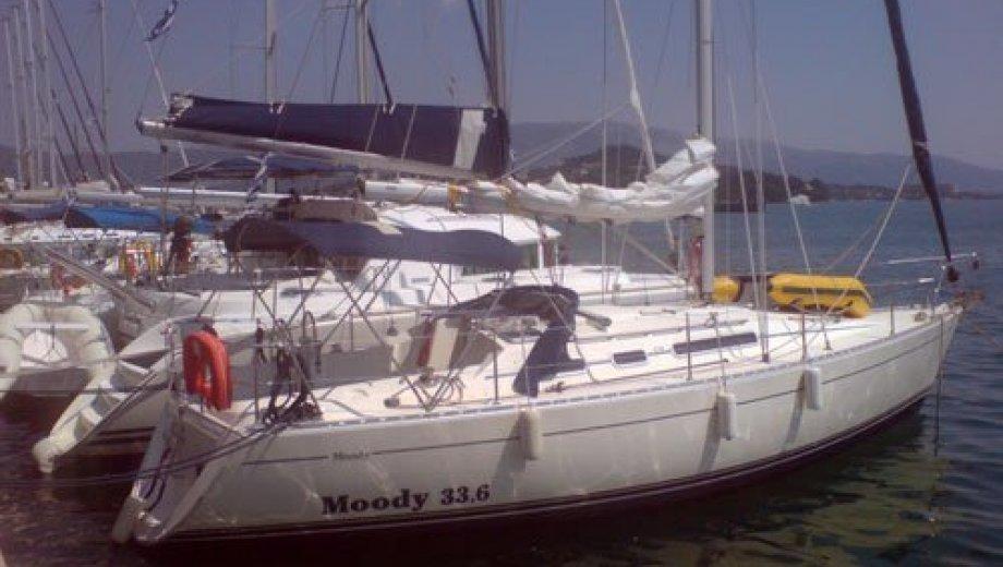 "Moody 336 in Korfu ""Ariadne"""