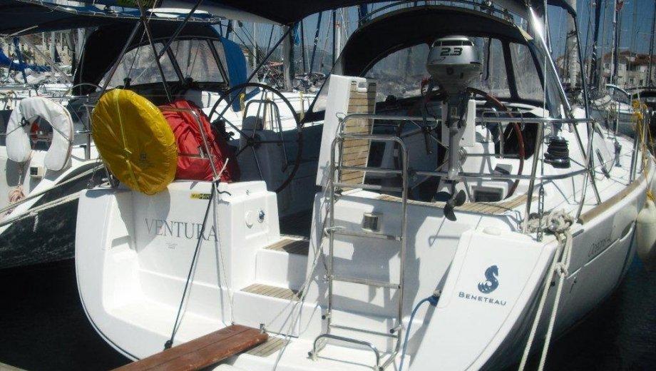 """Océanis 40 in Trogir """"Ventura"""""""