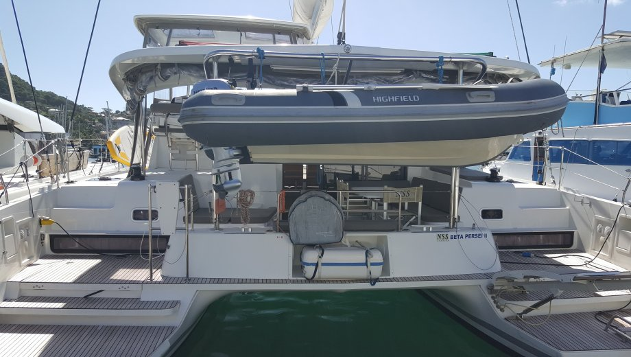 "Lagoon 42 in Portisco ""Beta Persei II"""