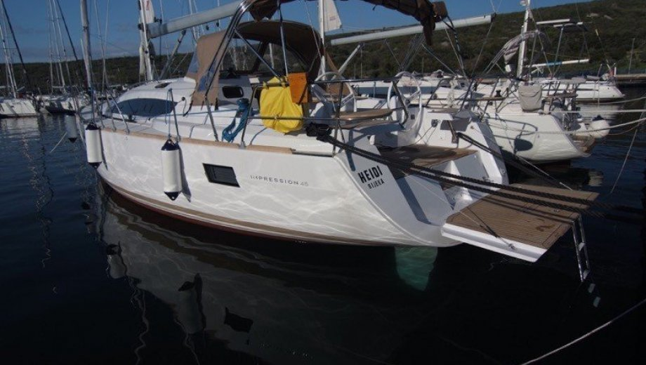 "Elan Impression 45 in Punat ""Heidi"""