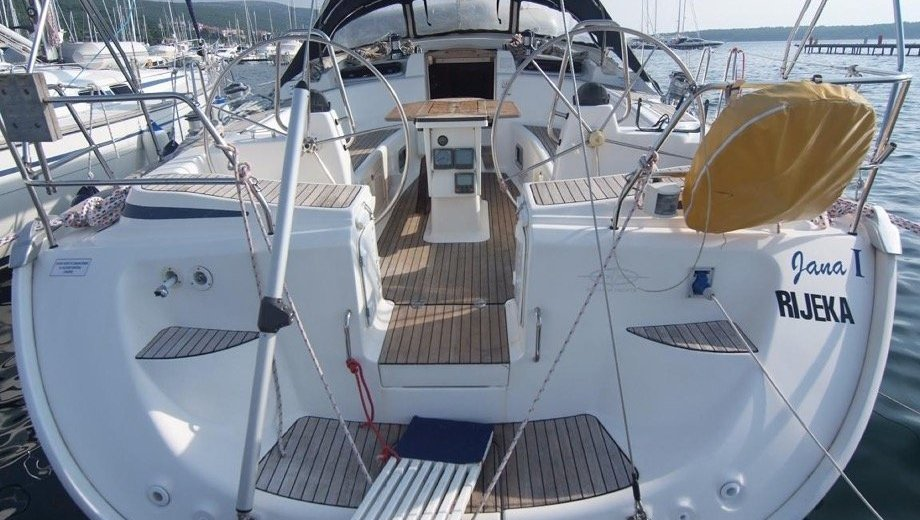 "Bavaria 50 cruiser in Punat ""Tonina"""