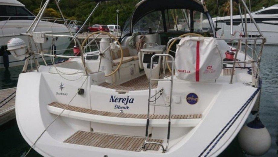 """Sun Odyssey 42i in Biograd """"Nereja"""""""