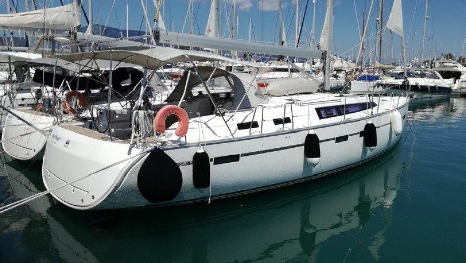 """Bavaria cruiser 51 in Korfu """"Gin Tonic"""""""