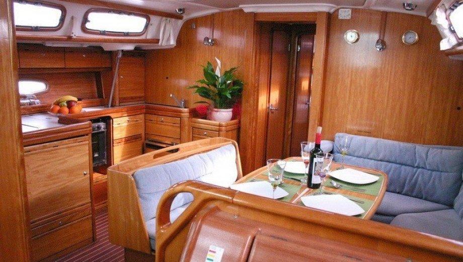 "Bavaria 46 cruiser in Korfu ""Eros"""