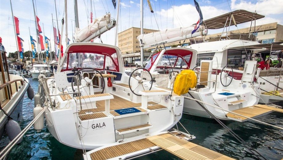 "Oceanis 35 in Split ""GALA """