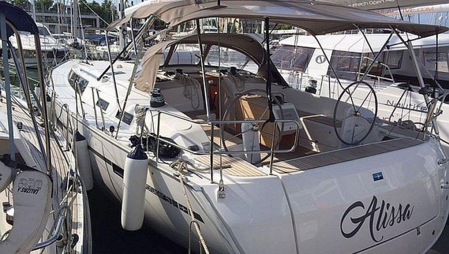 "Bavaria cruiser 51 in Palma ""Alissa"""