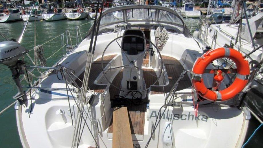 "Bavaria 39 cruiser in Palma ""Anuschka"""