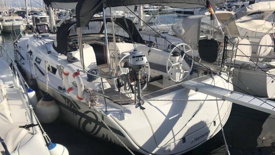 "Bavaria cruiser 40 S in Palma ""Atlantica"""
