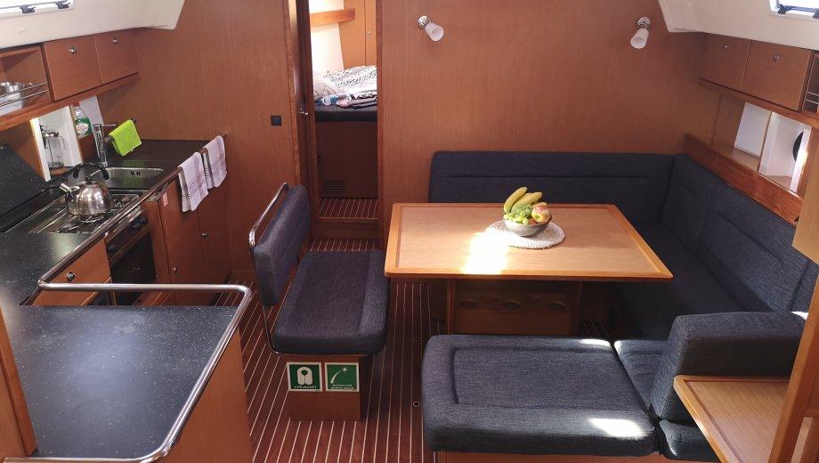 "Bavaria cruiser 45 in Palma ""Eva"""