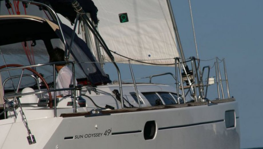 "Sun Odyssey 49i in Portisco ""Monia"""