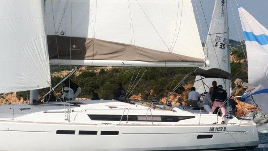 "Sun Odyssey 509 in Portisco ""Caterina"""