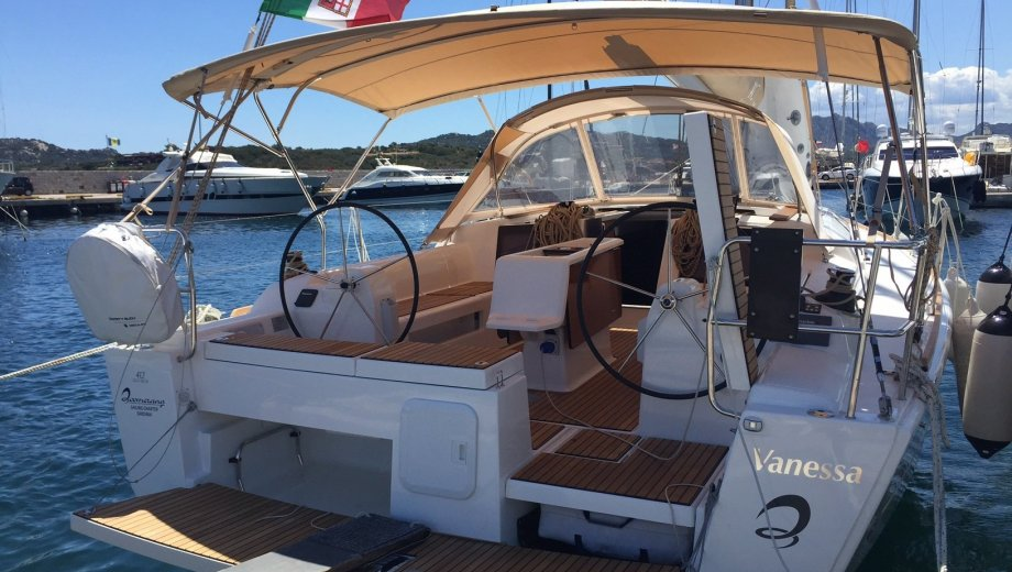 "Dufour 460/4 in Portisco ""Vanessa"""