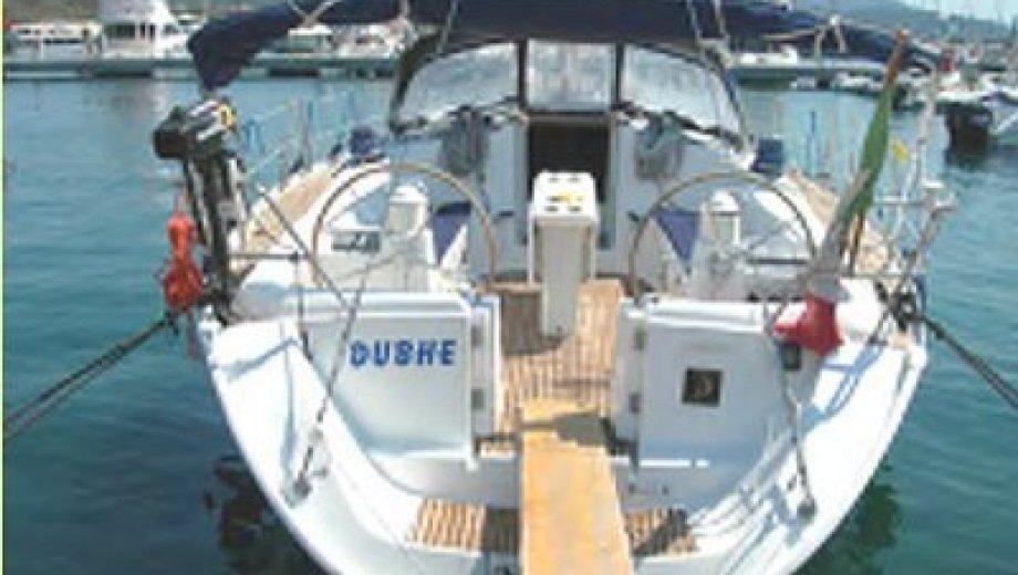 """Sun Odyssey 45.2 in Portisco """"Dubhe"""""""