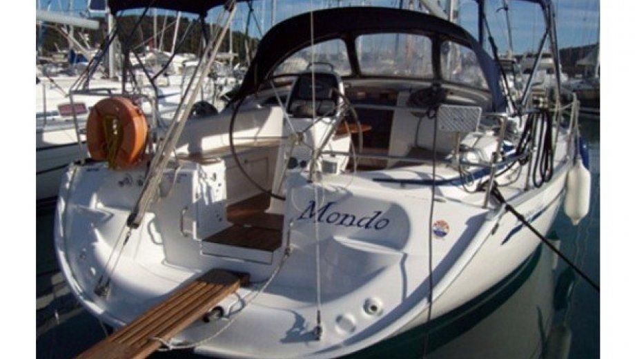 "Bavaria 37 cruiser in Trogir ""Mondo"""