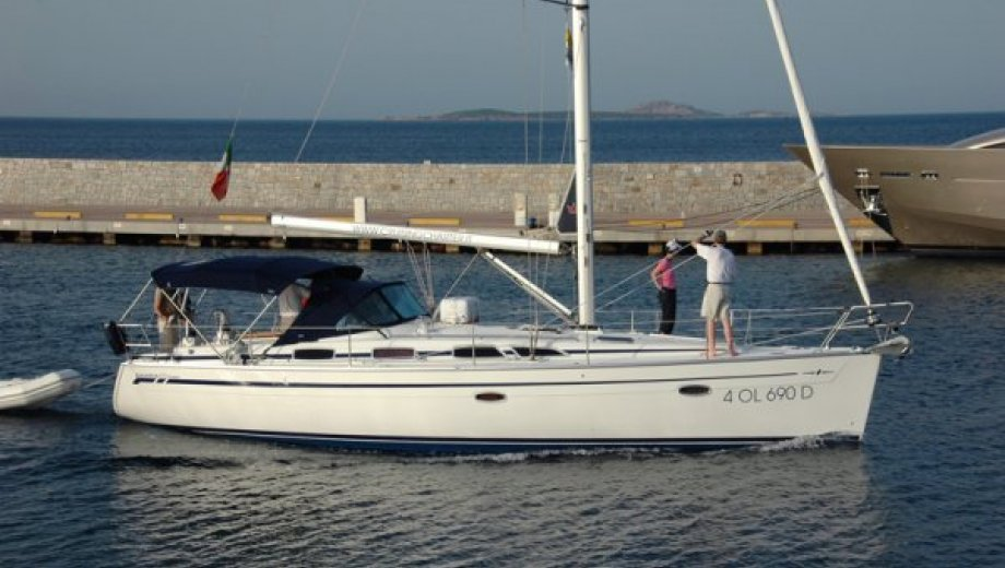 "Bavaria 40 cruiser in Portisco ""Nereide"""