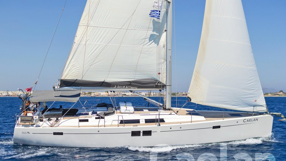 "Hanse 505 in Kos ""Caelan of Lorne"""