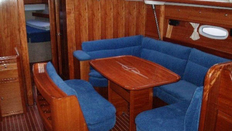 """Bavaria 46 cruiser in Kos """"Iokasti"""""""