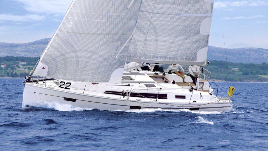 Bavaria cruiser 41S Werksfoto