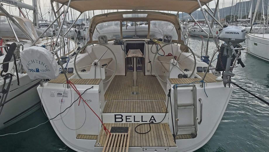 "Dufour 405 in Kaštela ""Bella"""