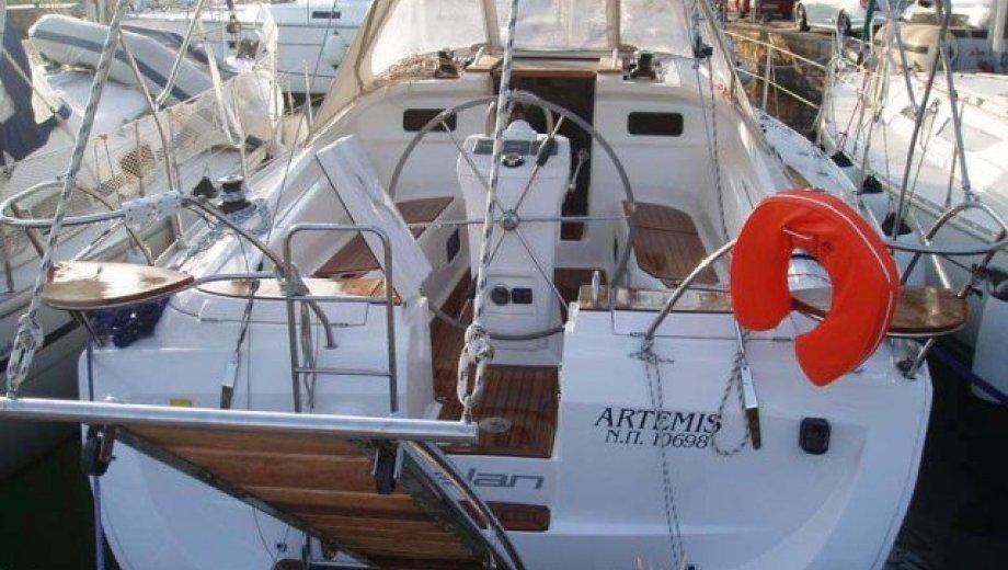 """Elan 384 Impression in Kos """"Artemis"""""""
