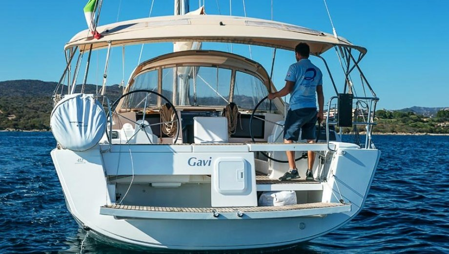 "Dufour 412 GL in Portisco ""Gavi"""