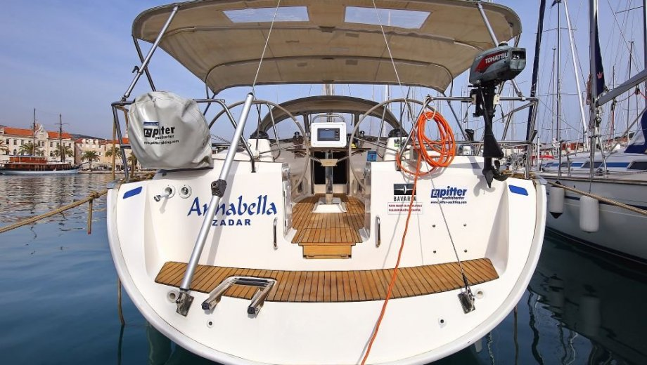 "Bavaria 43 cruiser in Lefkas ""Annabella"""