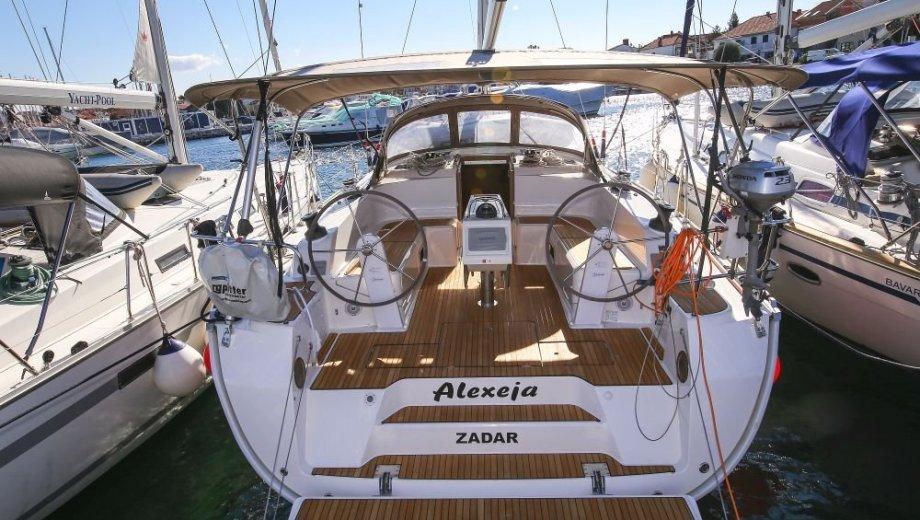 "Bavaria cruiser 46 in Pula ""Alexeja"""