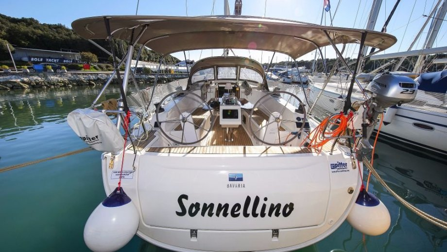 "Bavaria cruiser 41 in Pula ""SONNELLINO"""