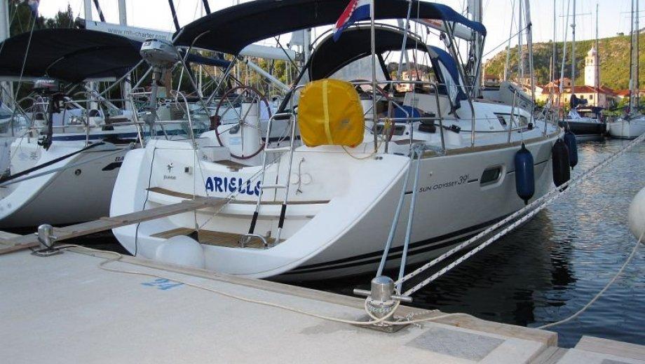 "Sun Odyssey 39i in Zadar ""Arielle"""