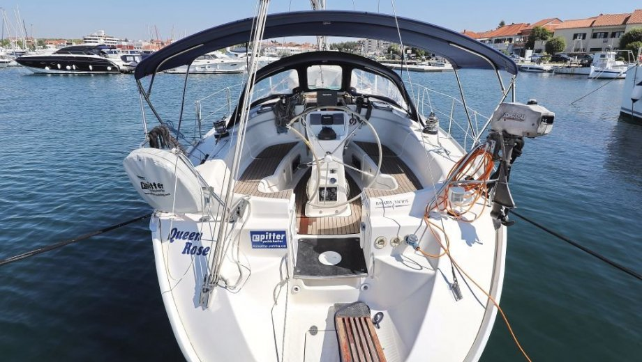 "Bavaria 38 in Biograd ""Queen Rose"""