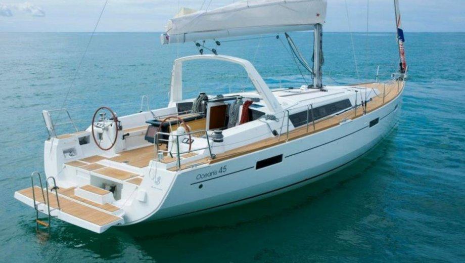 "Bavaria 46 cruiser in Trogir ""Private Dancer"""