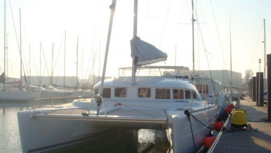 """Lagoon 380 S2 in Šibenik """"Jella Frieda"""""""
