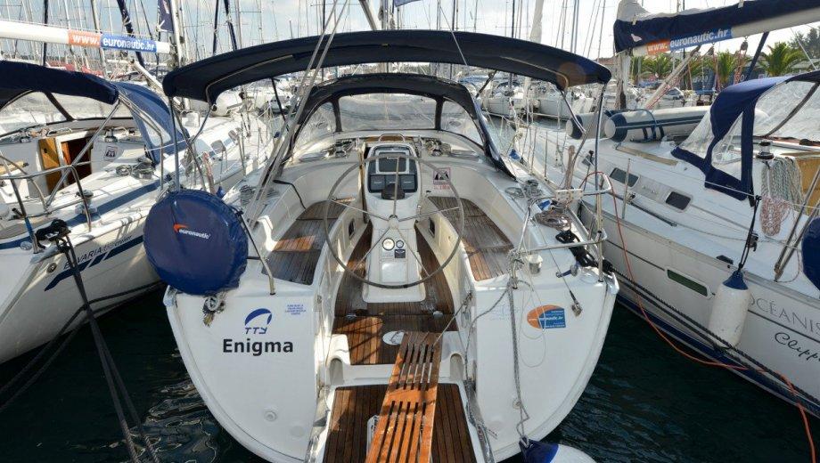 """Bavaria 38 cruiser in Biograd """"Enigma"""""""