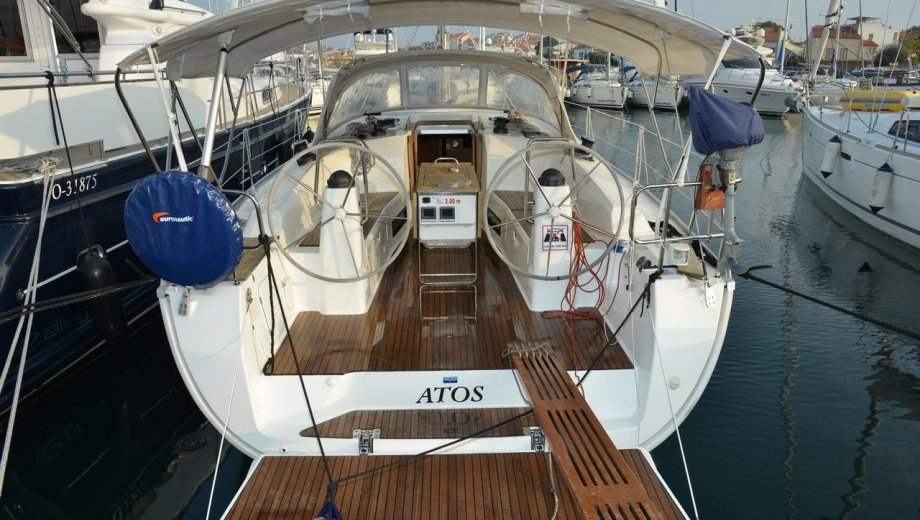 "Bavaria cruiser 40 in Biograd ""Atos"""