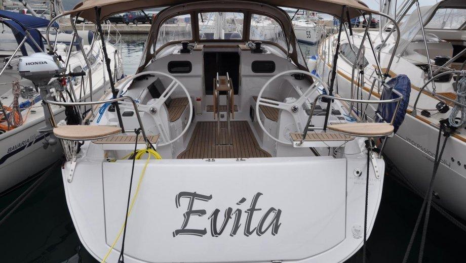 "Elan Impression 40 in Biograd ""Evita"""
