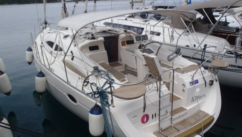 "Elan 384 Impression in Trogir ""Aurora"""