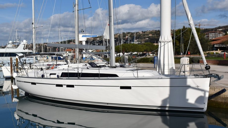 "Bavaria cruiser 46 in Trogir ""Malbec"""