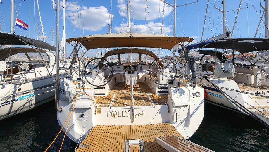 "Sun Odyssey 509 in Lefkada ""Polly One"""