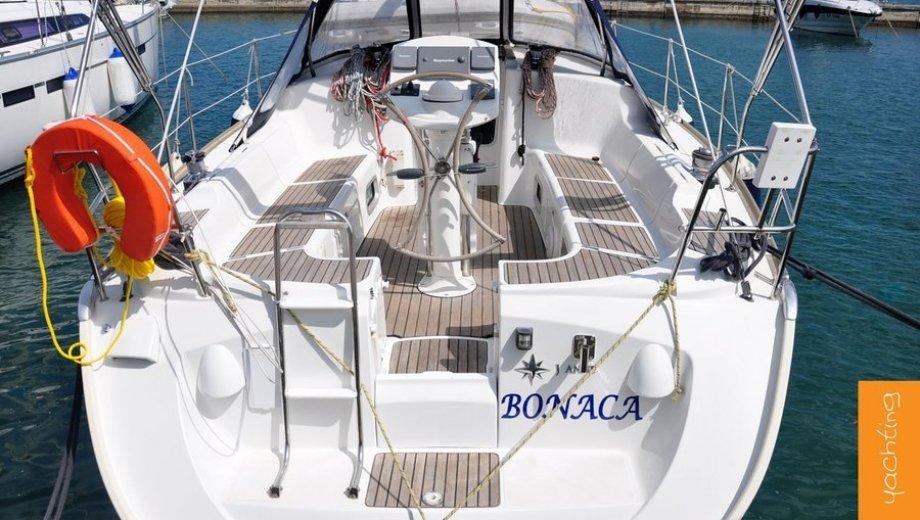 "Sun Odyssey 37 in Izola ""Bonaca"""