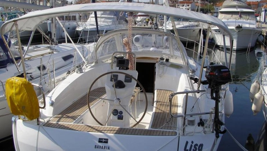 "Bavaria cruiser 32 in Biograd ""Lisa"""