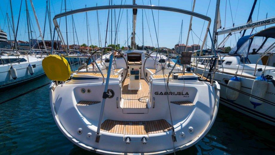 "Bavaria 50 cruiser in Biograd ""Gabrijela"""
