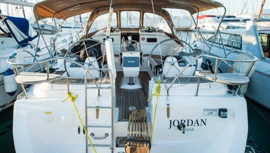 "Elan 434 Impression in Biograd ""Jordan"""
