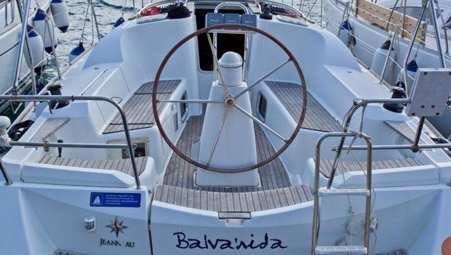 "Sun Odyssey 36i in Biograd ""Balvanida"""