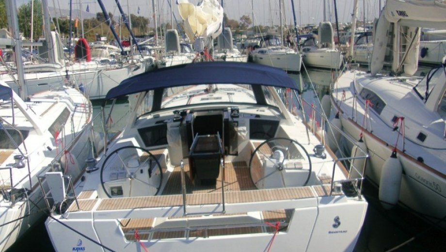Océanis 45 in Athen
