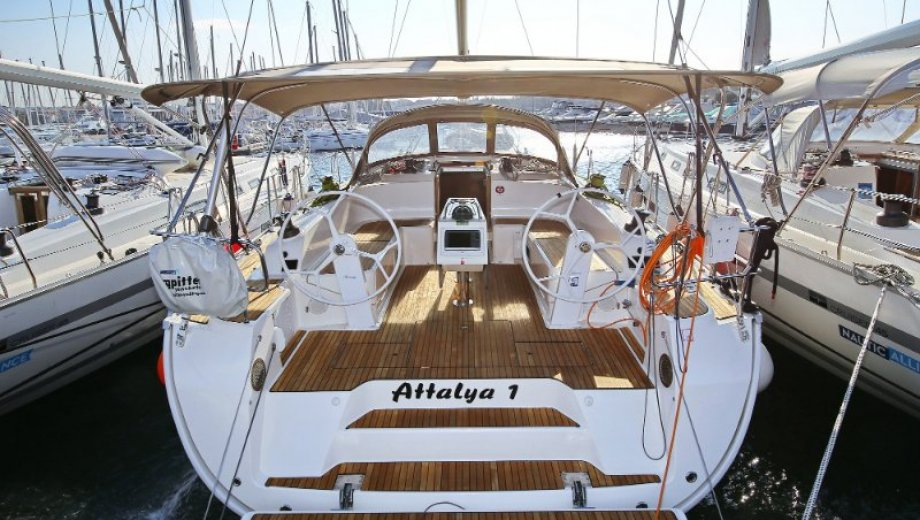 "Bavaria cruiser 46 in Trogir ""Apollon"""